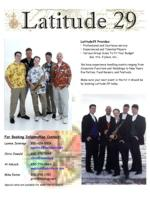 The Latitude 29 Info Flyer